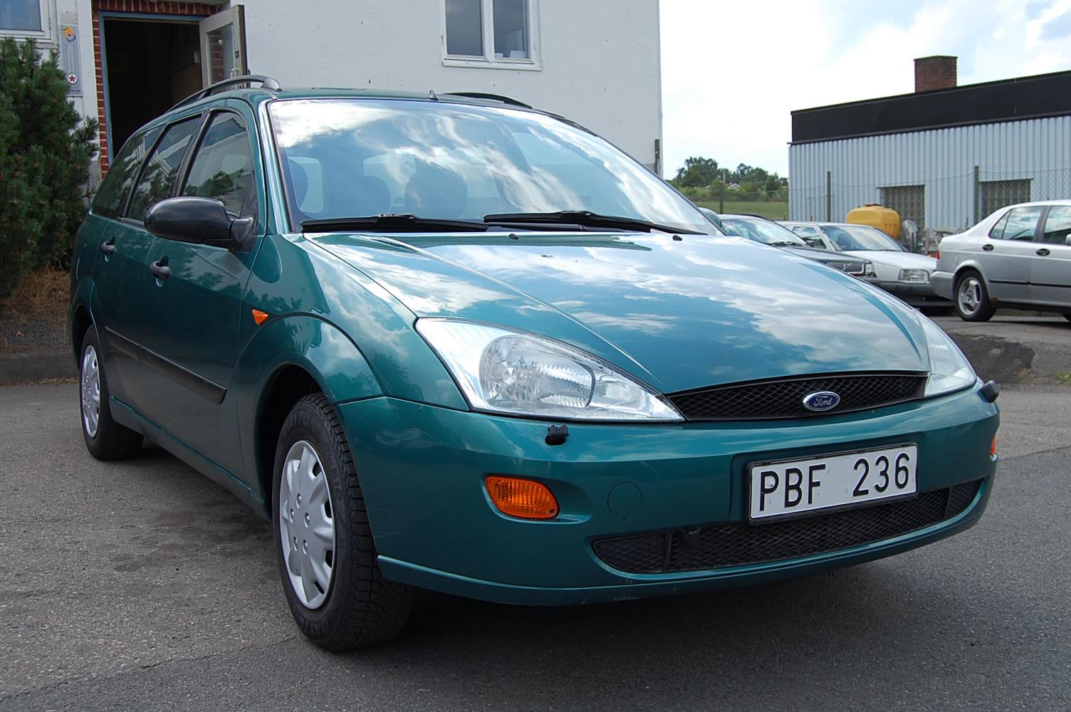 Ford Focus 1.6 -00